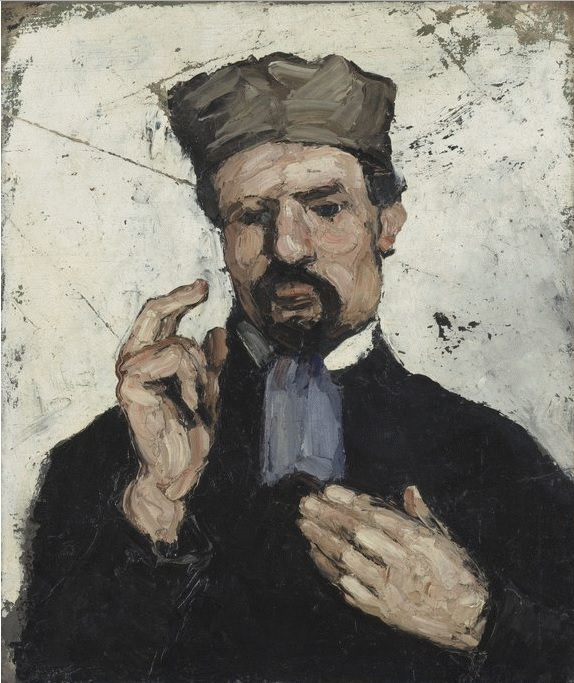 Uncle Dominique The Lawyer – Paul Cézanne