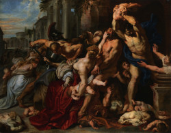 Massacre of the Innocents - Peter Paul Rubens