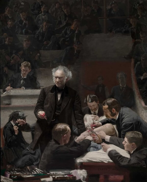 The Gross Clinic – Thomas Eakins
