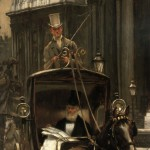 Going to Business - Jacques Joseph Tissot