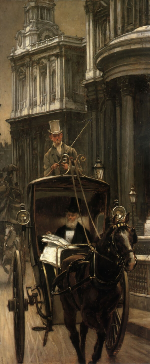 Going to Business – Jacques Joseph Tissot