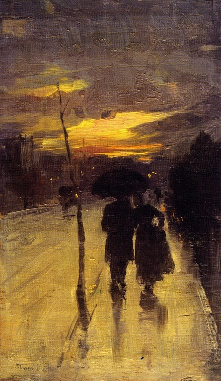 Going Home – Tom Roberts