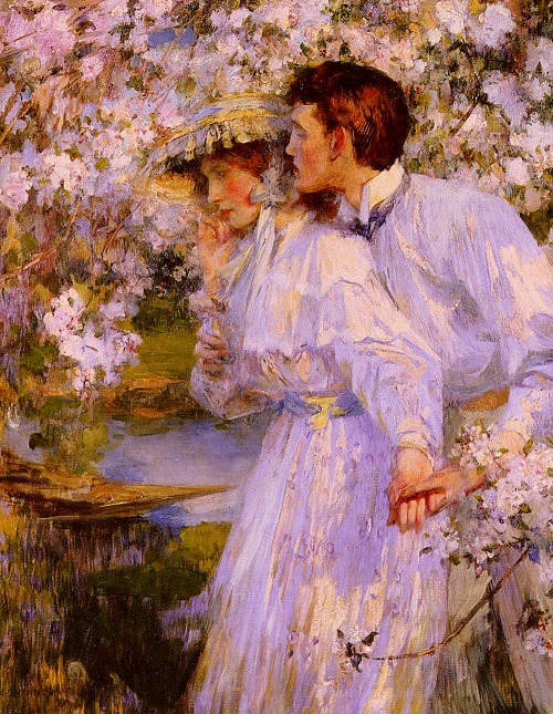 In The Springtime – James Jebusa Shannon