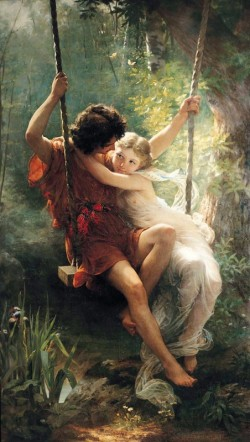Spring - Pierre Auguste Cot