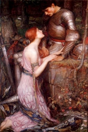 Lamia - John William Waterhouse