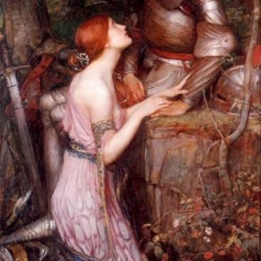 Lamia - John William Waterhouse