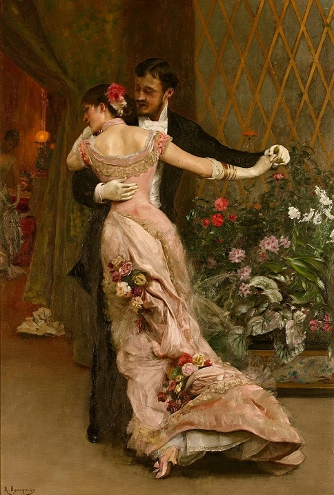 The End of the Ball – Rogelio de Egusquiza