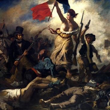 Liberty Leading the People - Eugène Delacroix