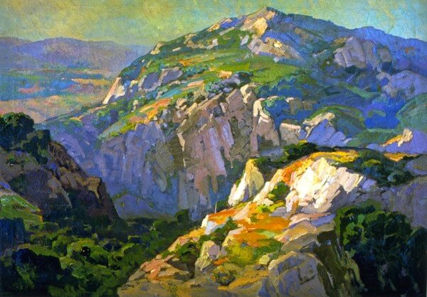 Canyon Green – Franz Bischoff
