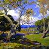 A California Woodland - Franz Bischoff