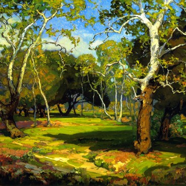 Amidst the Cool and Silence - Franz Bischoff