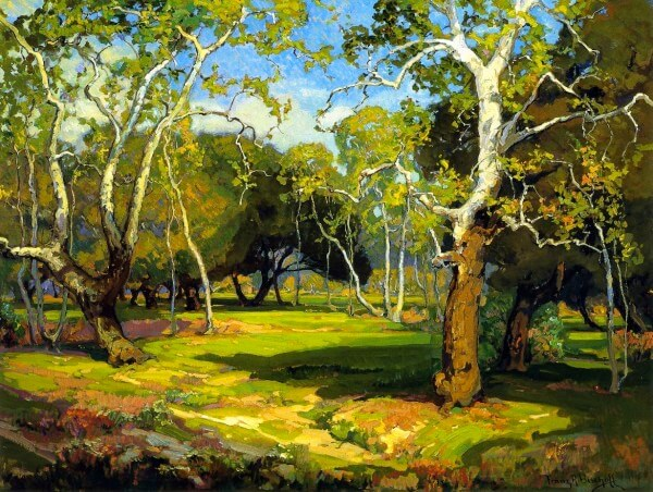 Amidst the Cool and Silence – Franz Bischoff