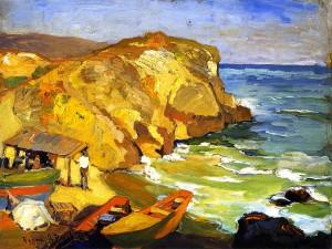 Laguna Cove - Franz Bischoff