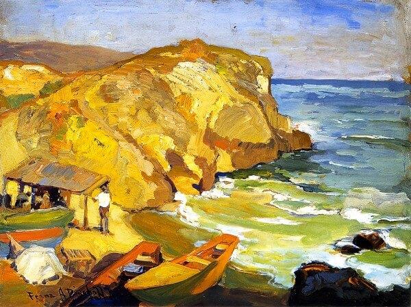 Laguna Cove – Franz Bischoff