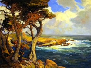 Cypress Victor of Many Battles - Franz Bischoff