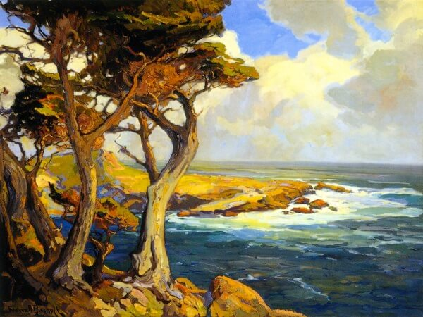 Cypress Victor of Many Battles – Franz Bischoff