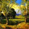 Early Spring - Franz Bischoff