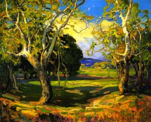 Early Spring - Franz Bischoff