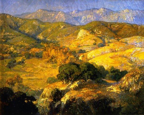 Landscape at Saint Valery sur Somme – Franz Bischoff