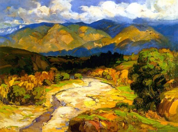 Cloud Shadows – Franz Bischoff