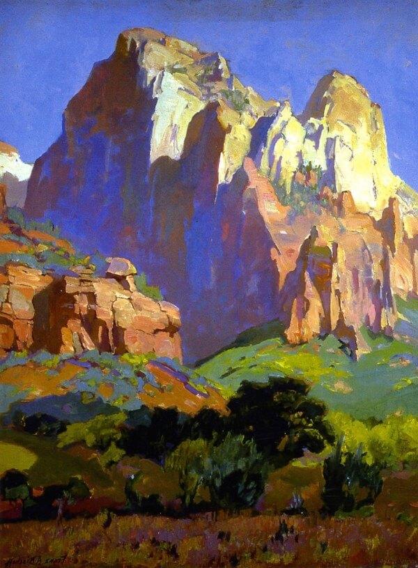 Desert Giants Utah – Franz Bischoff
