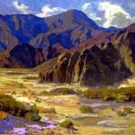 Desert Mountains Coachella Valley - Franz Bischoff