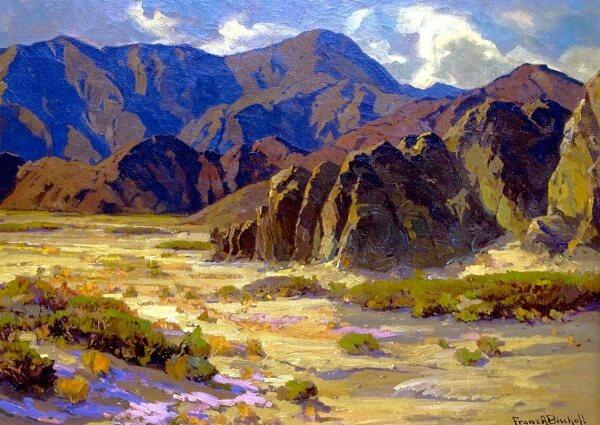 Desert Mountains Coachella Valley – Franz Bischoff