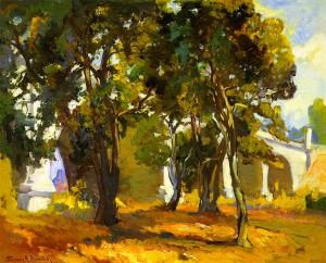 La Loma Bridge Pasadena - Franz Bischoff