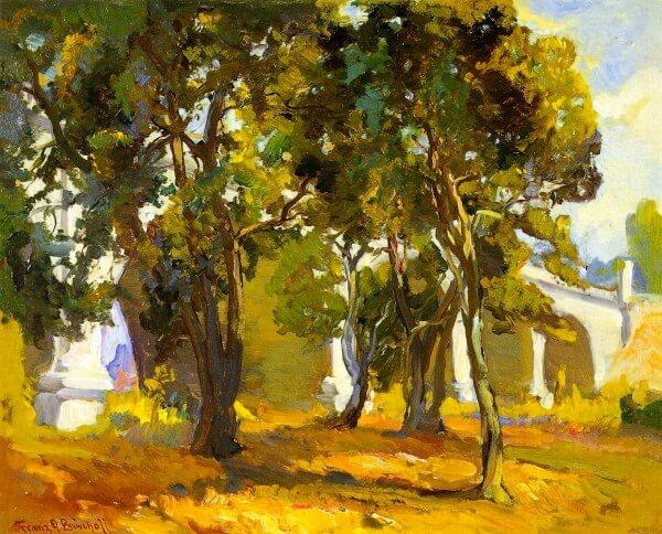 La Loma Bridge Pasadena – Franz Bischoff
