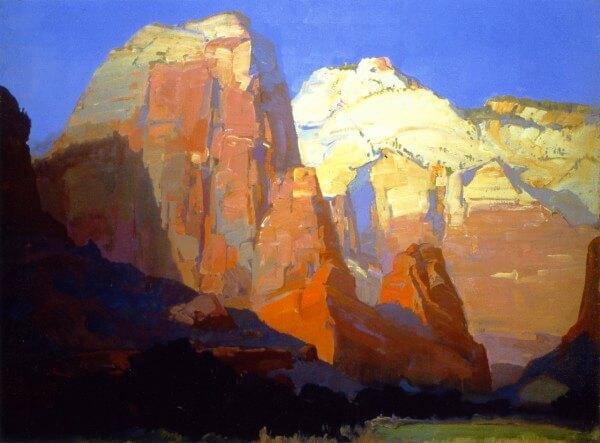 Pinnacle Rock Utah – Franz Bischoff