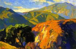Pasadena Foothills - Franz Bischoff