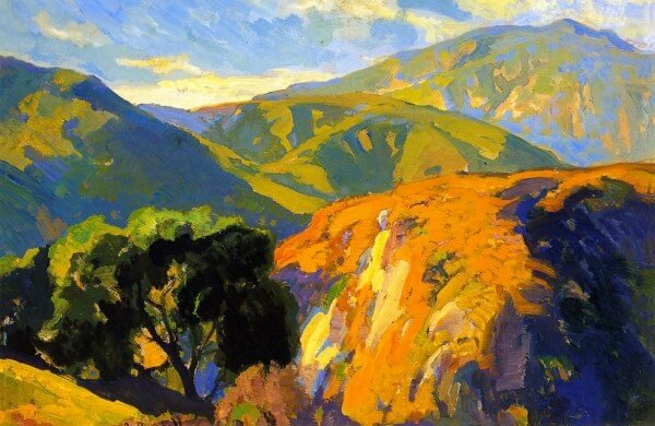 Pasadena Foothills – Franz Bischoff