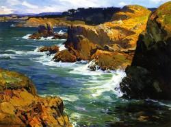Point Lobos - Franz Bischoff