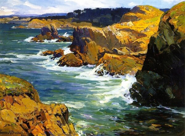 Point Lobos – Franz Bischoff