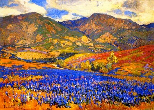 Spring Flowers – Franz Bischoff