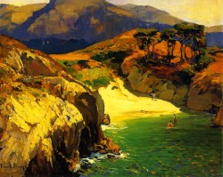 The Emerald Cove Carmel - Franz Bischoff