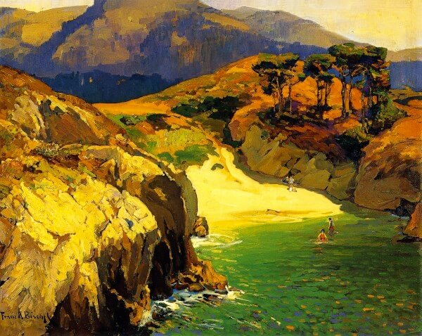 The Emerald Cove Carmel – Franz Bischoff
