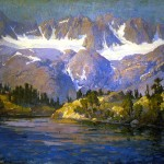 Summit Lake - Franz Bischoff