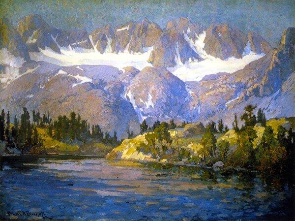 Summit Lake – Franz Bischoff