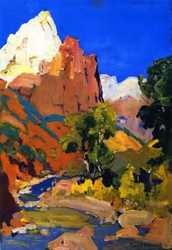 Zion National Park - Franz Bischoff