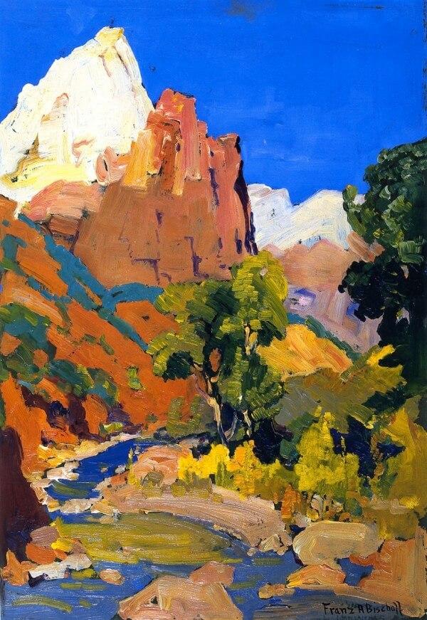 Zion National Park – Franz Bischoff