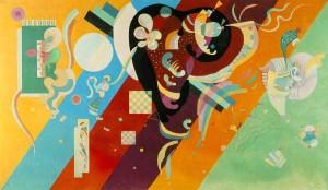 Composition IX - Wassily Kandinsky