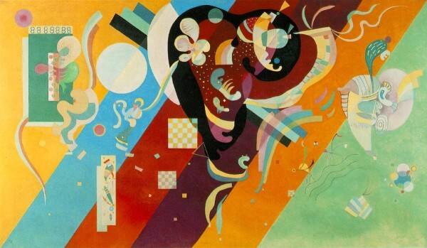 Composition IX – Wassily Kandinsky