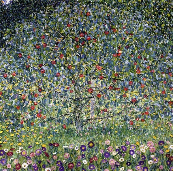 Apple Tree I – Gustav Klimt