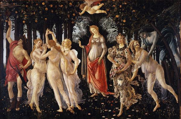 Primavera – Sandro Botticelli