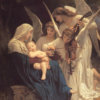 Song of the Angels - William-Adolphe Bouguereau