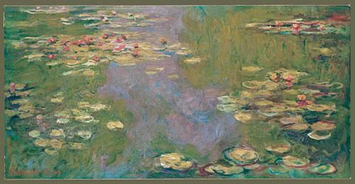 Water Lilies 1919 – Claude Monet