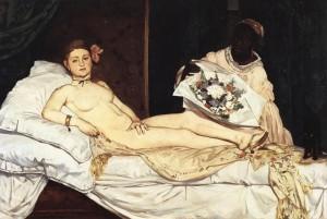 Olympia - Édouard Manet
