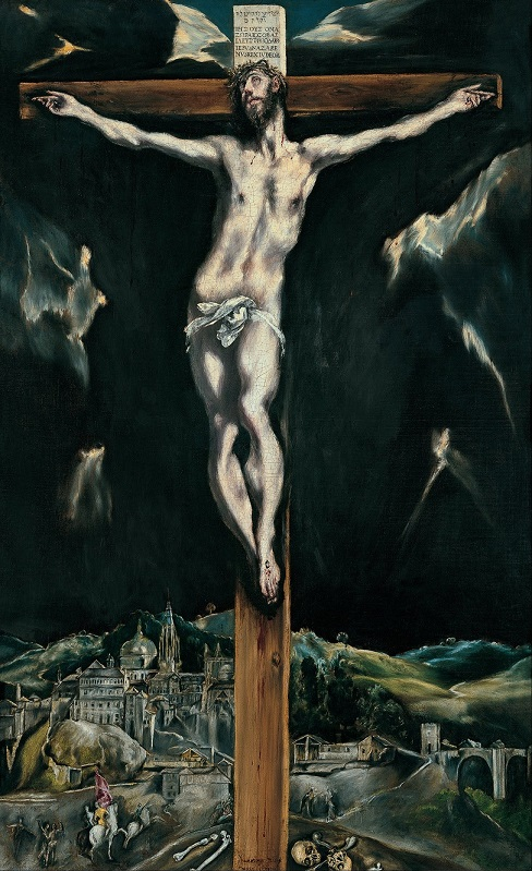 The Crucifixion – El Greco