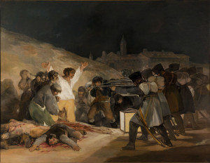 The Third of May 1808 - Francisco Goya